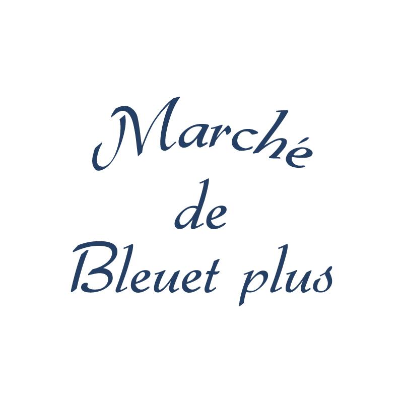 Marché de Bleuet plus